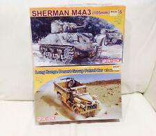 MODEL KIT DRAGON 1/72 SCALE ARMOR PRO SHERMAN TANKS WW2