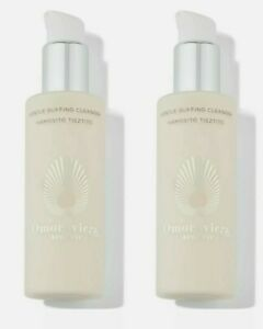 OMOROVICZA Budapest Gentle Buffing Cleanser 2 x 150 ml Brand New Unboxed