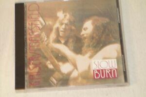 Slow Burn - Kaiser / Mansfield  CD