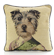 "Cushion Cover Colonel Tapestry Style 18x18"" (45x45cm)"