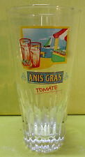 COLLECTOR , VERRE ANIS GRAS , TOMATE , VAG11 *