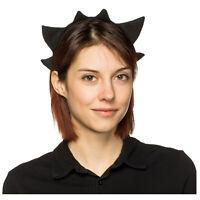 Black Dragon Toothless Night Fury Halloween Costume Horn Headband Adult/Child