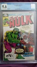 Incredible Hulk #271 CGC 9.6 NM+
