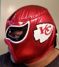 NFL Kansas City CHIEFS Lucha Libre Super Fan Mask