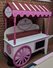 Cupcake and sweet cart for sale, candy carts fully collapsible, wedding,