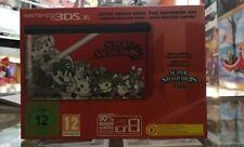 CONSOLE NINTENDO 3DS XL SUPER SMASH BROS PAC EDITION LIMITEE EN NOUVEAU