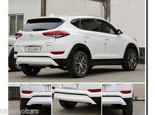 Rear Skid Plate Bumper 2Colors 1EA For Hyundai All New Tucson 2016