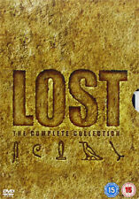 DVD:LOST - COMPLETE COLLECTION (S1-6) - NEW Region 2 UK
