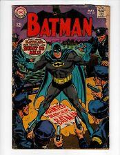 Batman #201 May 1968 Dc Comics Penguin Joker