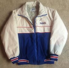 Vintage SIGNED Bobby Rahal Action Athletic Wear Molson Vancouver Indy Jacket Men