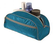 Sea To Summit Borsa Da Toilette TravellingLight Toiletry Bag Large Blue / Grey