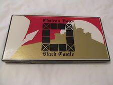 1983 BLACK CASTLE CHATEAU NOIR BOARD GAME STRATEGIC JEU RARE AUTOGRAPHED