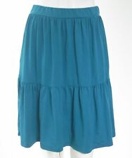 metalicus Stretch Knit Machine Washable Skirts for Women
