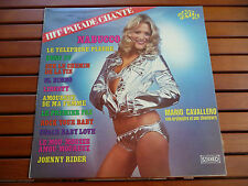 "Vinyle LP  ""HIT PARADE"""