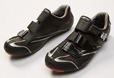 Men's Shimano SH-R088 Road Cycling SPD Bicycle Shoes Black Size Sz US 11.5 EU 47
