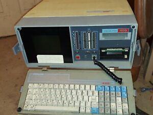 Vintage Digilog 400c Protocol Analyzer Portable Computer With Builtin Case