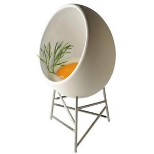 Alessi Le Nid Ramequin cottura uovo ceramica