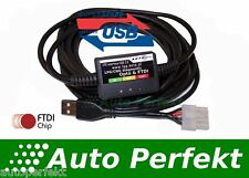 USB interface OPTO AUTOGAS DIAGNOSE Kabel Zavoli AC Stag Elpigaz Kme Omvl diego
