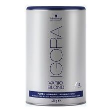 Schwarzkopf Vario Blonde Blue Plus Bleach 450g