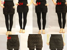 Regular Lace Pants for Women