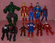 Super Hero Toy Lot.