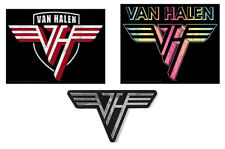 Van Halen Sticker Set Vinyl Decal Metal Officially Licensed Logo Ships Free