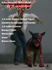 1/6 Scale HOT Custom Figure Zombie Walker With Dog TOYS