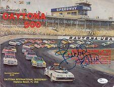 RICHARD PETTY Signed Autographed 1981 Daytona 500 Program, Winner, JSA