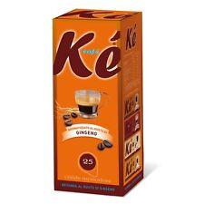 100 CIALDE CAFFE' KE' CAFE'  MOLINARI MISCELA CAFFE' AL GINSENG ESE 44 MM