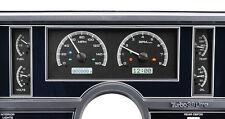 Dakota Digital 84-87 Buick Regal Grand National Analog Gauges VHX-84B-REG-K-W