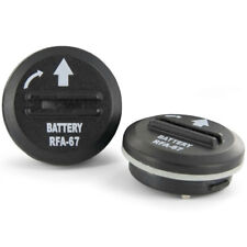 PetSafe RFA-67D-11 6 Volt Litium Replacement Battery 2 Pack RFA67D11