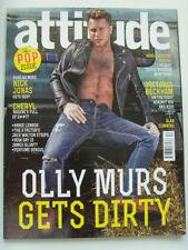 December Attitude Gay & Lesbian Magazines