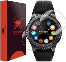 Skinomi TechSkin Full Body & Screen Protector for Samsung Gear S3 Frontier
