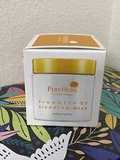 Pure Heals Propolis Sleeping Mask 80 By Nature Village 3.38 oz 100 ml Pureheals