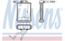 NISSENS Radiador de calefacción MERCEDES-BENZ CLASE M 72045