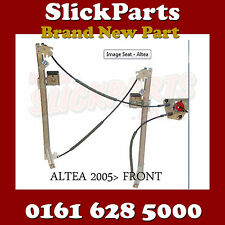 SEAT ALTEA WINDOW REGULATOR FRONT 2005 2006 2007 2008 2009 2010 2011 2012 *NEW*