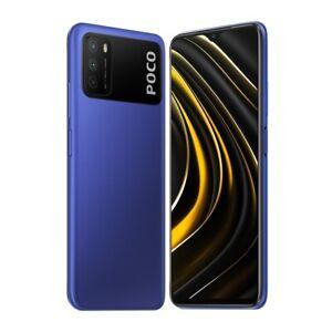 Xiaomi Poco M3 4GB 64GB 48MP 6,53'' 6000mAh Smartphone Doble SIM Versión Global