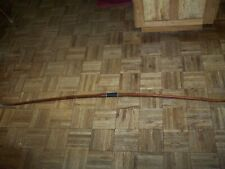 "Hand Made Vintage Traditional Archery 66"" Yew Long Bow"