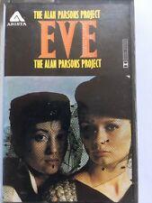 THE ALAN PARSONS PROJECT - EVE - (ITALIAN AUDIO CASSETTE)