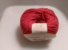 Debbie Bliss Bella Yarn - Color 16007, Orange