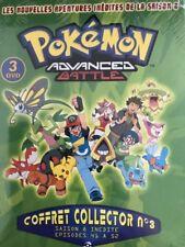 Pokemon Advanced Battle Season 8 n°3 BOX DVD NEW BLISTER PACK