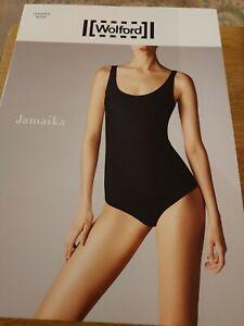Wolford Jamaika Body, Small, black, Slight 2nd