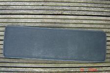GENUINE FORD GRANADA MK2 DASHBOARD RUBBER BLACK MAT.  P/No: 82GB 466K48 AA
