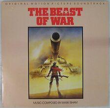 La Bête de guerre 33 tours Mark Isham 1988