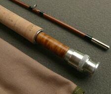 CANNE à MOUCHE bambou Gespliesste  Fliegenrute ANGELN pêche fishing cane Fly rod
