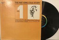 Nat King Cole – The Nat King Cole Story: Volume 1 LP 1963 Capitol W 1926 EX/EX