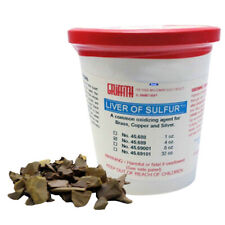 Liver Of Sulphur 4 Oz For Silver Copper Bronze Brass Pmc Jewelry Metal Patina