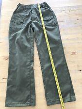 Bsa Boy Scouts Of America Official Uniform Long Pants Size 16