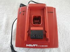 Hilti C 4/36 - ACS Li-Ion Battery Charger x 1