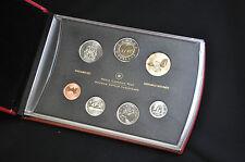 2006 Canada Specimen Set - Royal Canadian Mint